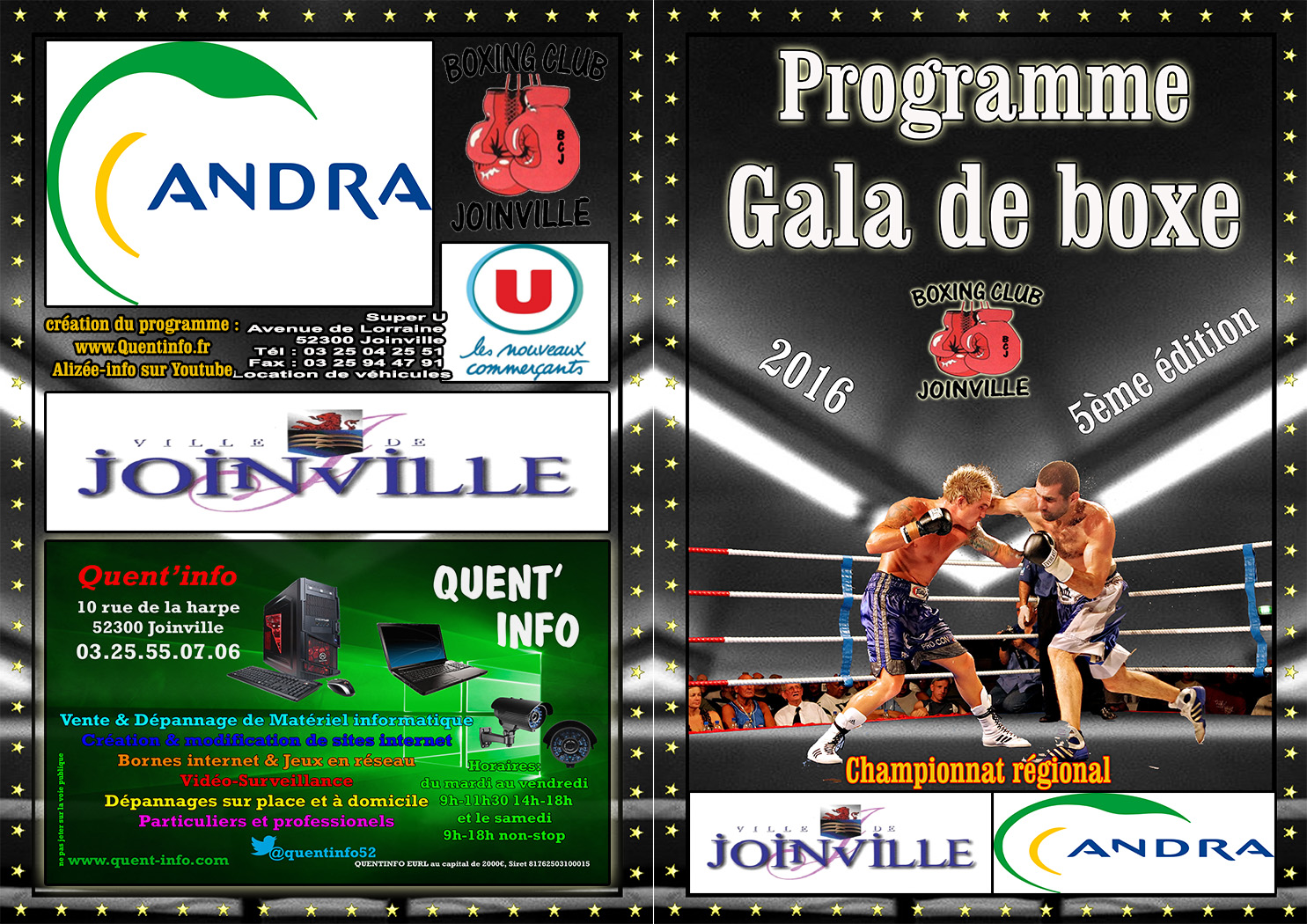club boxe joinville