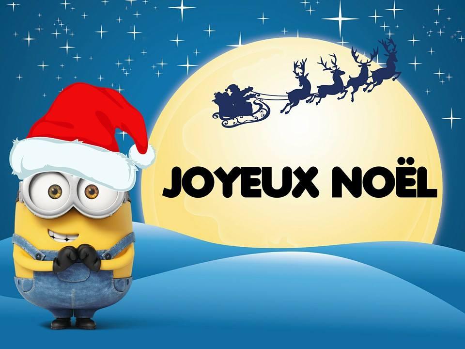 La communaut fireteam fr vous souhaite un joyeux noel 2016 et de bonnes f tes fireteam fr - Les minions noel ...