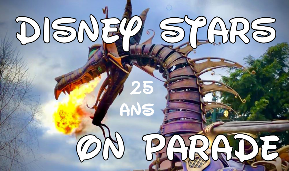 Disney Stars On Parade - Parade des 25 ans