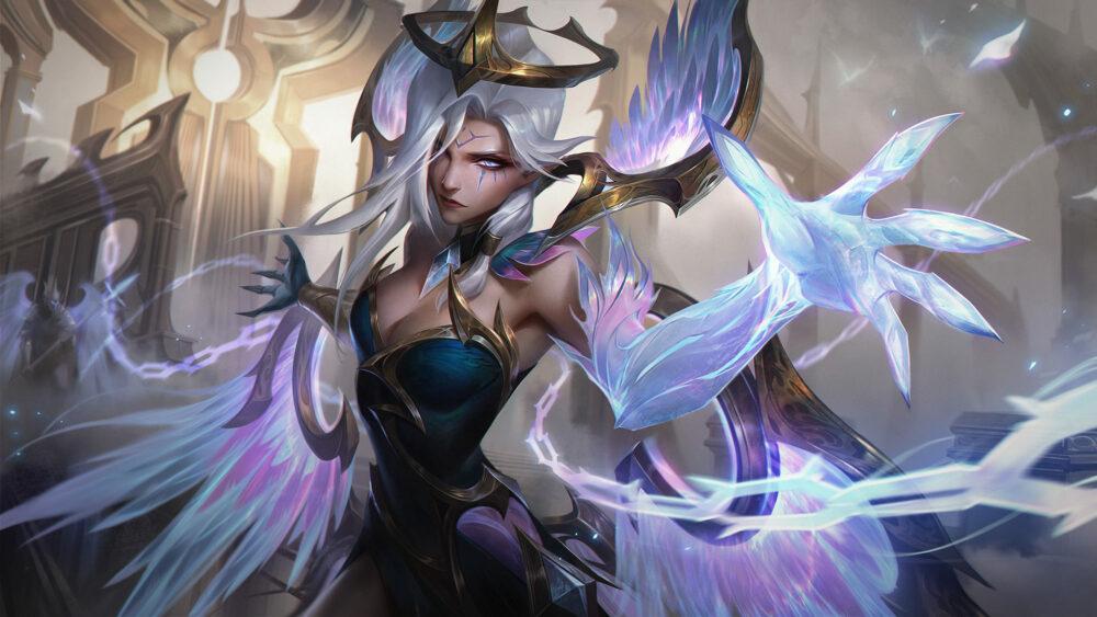 Morgana héraut de l'aube
